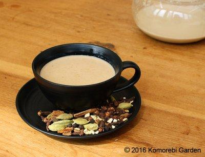 画像2: 幸せのマサラチャイ 110g 作り方付き 香りで魅了する煮出し式のミルクティスパイスです。豆乳や牛乳でどうぞ。