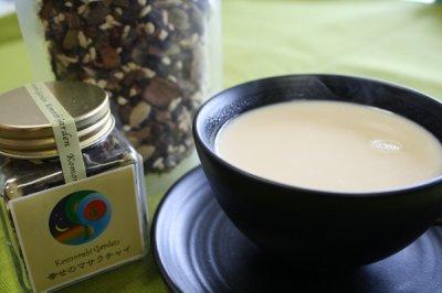 画像3: 幸せのマサラチャイ 110g 作り方付き 香りで魅了する煮出し式のミルクティスパイスです。豆乳や牛乳でどうぞ。